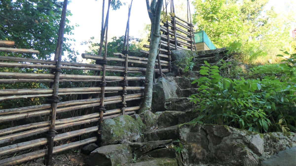 Vasterbotten stentrappa Norrtalje